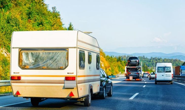 Caravan owners could be stopped more regularly after DfT report warning