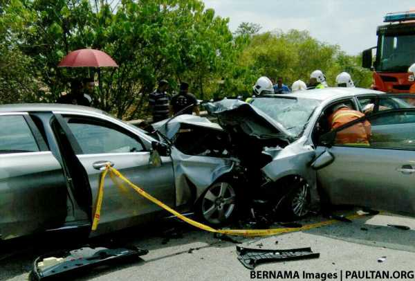 Driving against the flow of traffic: 807 accidents in Malaysia since January, resulting in 29 fatalities – Wee – paultan.org