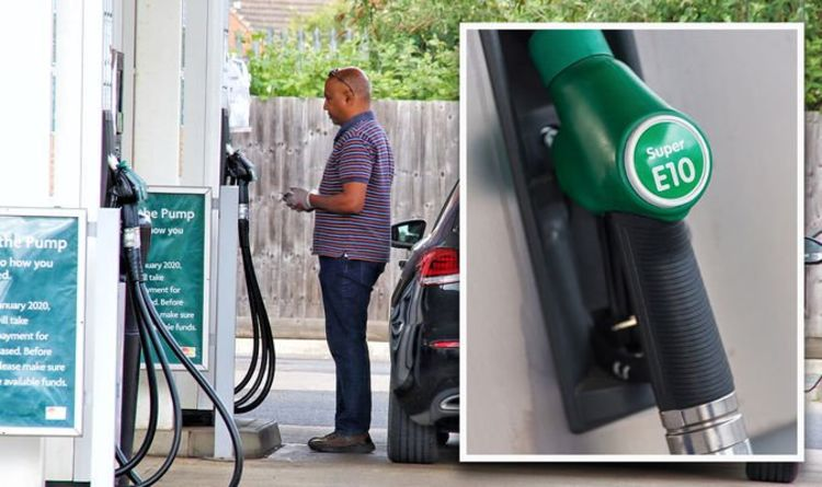 E10 fuel changes come into force TODAY – what it will mean for YOU