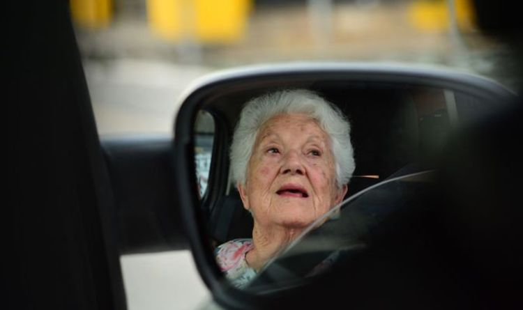 Elderly drivers are urged to 'avoid certain driving situations' in road safety warning
