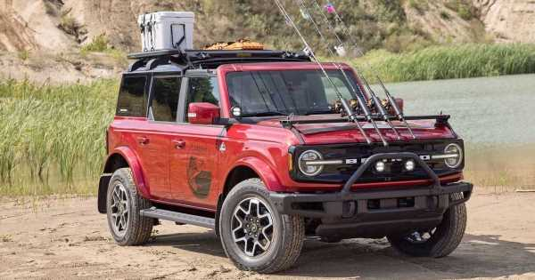 Europe Might Be Getting The Ford Bronco After All