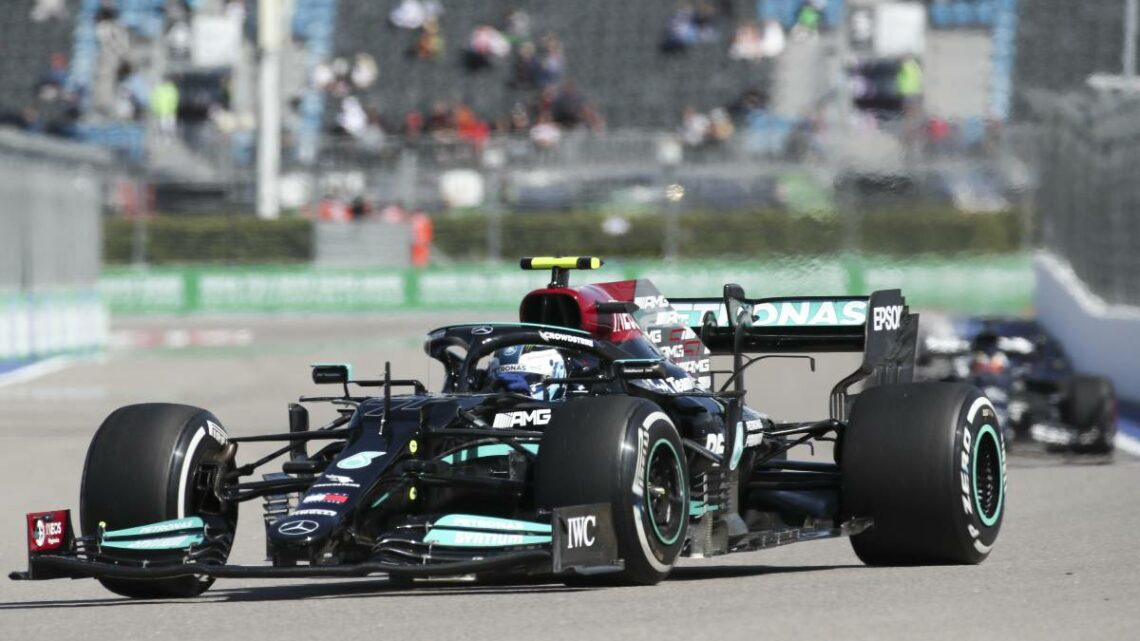 FP2: Bottas heads up another Mercedes 1-2 at Sochi