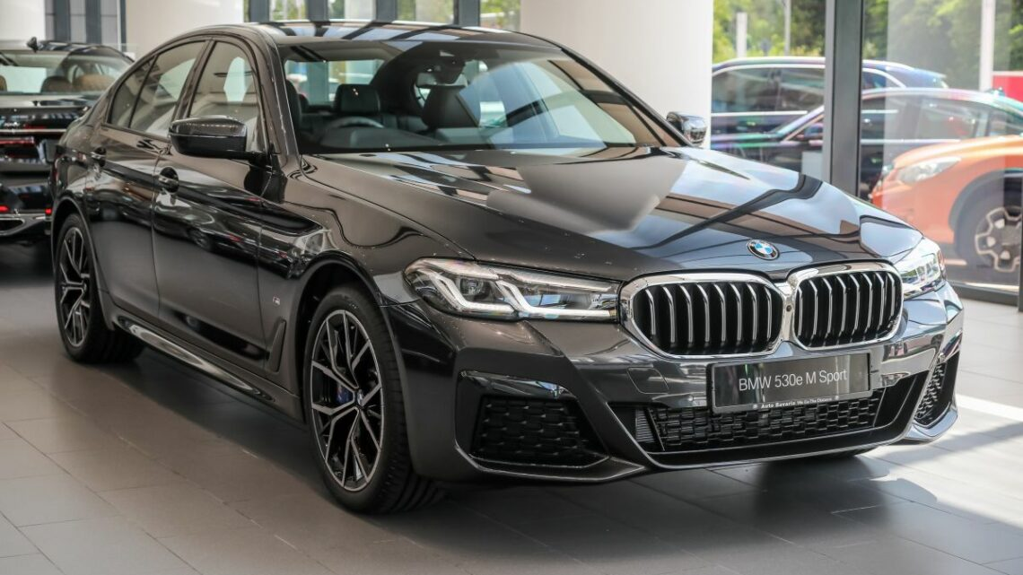GALLERY: 2021 BMW 530e M Sport facelift in Malaysia – G30 LCI plug-in hybrid priced at RM317,534 – paultan.org