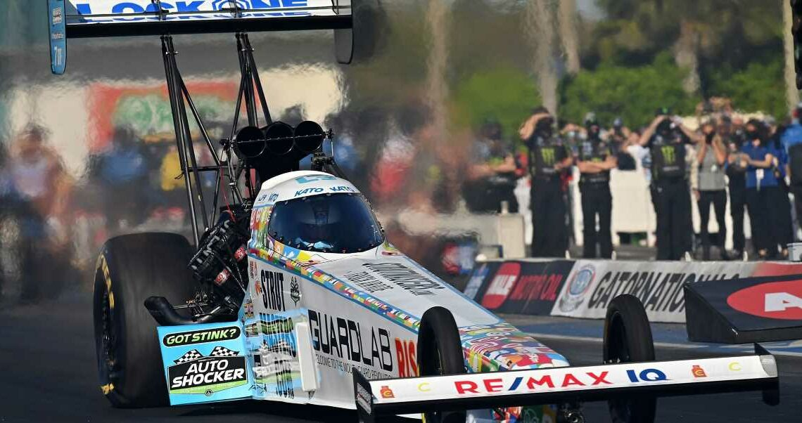 Here's One Way the NHRA Could Corner the Socially Savvy Gen Z Market