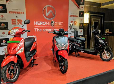 Hero Electric wants petrol 2-wheeler sales to end by 2027
