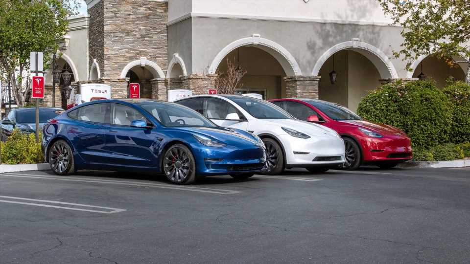 Is House EV Tax Credit Proposal Targeting Tesla? Huge Increase For Unions