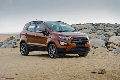 Is it worth buying a Ford EcoSport now with heavy discounts