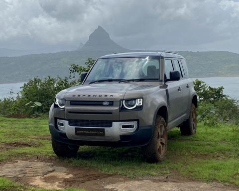 Land Rover working on all-new Range-Rover based Defender SUV