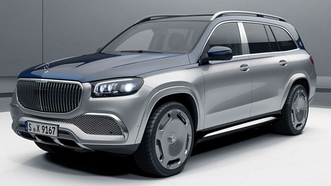 Maybach GLS Edition 100 Celebrates A Century Of Car Production