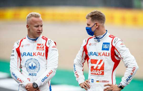 Mazepin won't 'tolerate' that from 'cheeky' Schumacher