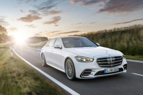 Mercedes-Benz S-Class CKD launch in October; details revealed