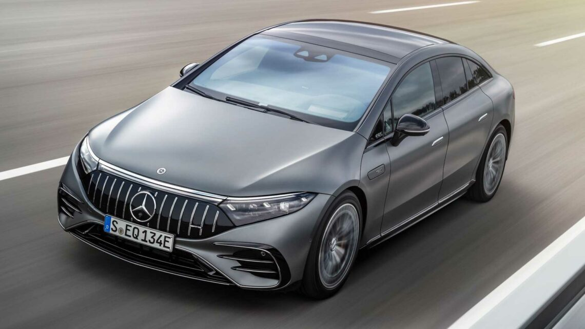 Mercedes Delaying Deliveries By More Than A Year Due To Chip Shortage