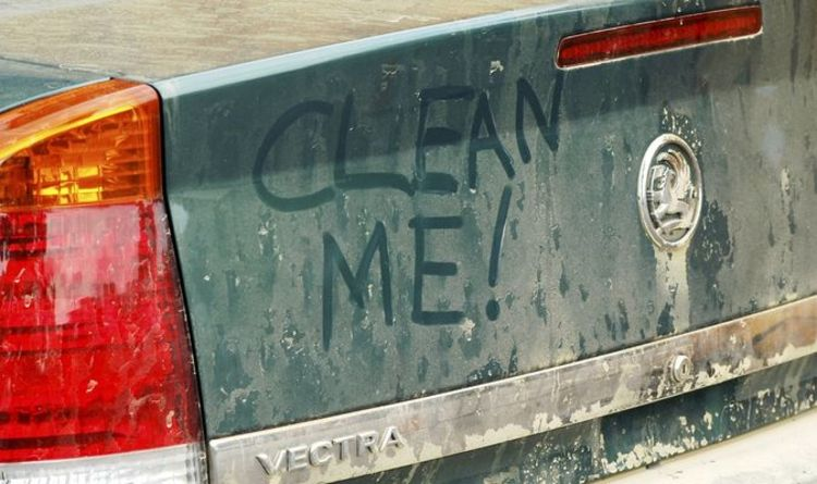 Millions of Brits embarrassed about their cars – due to cleanliness, dents and even colour