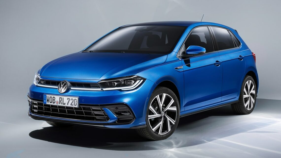 New 2021 Volkswagen Polo facelift on sale from £17,885