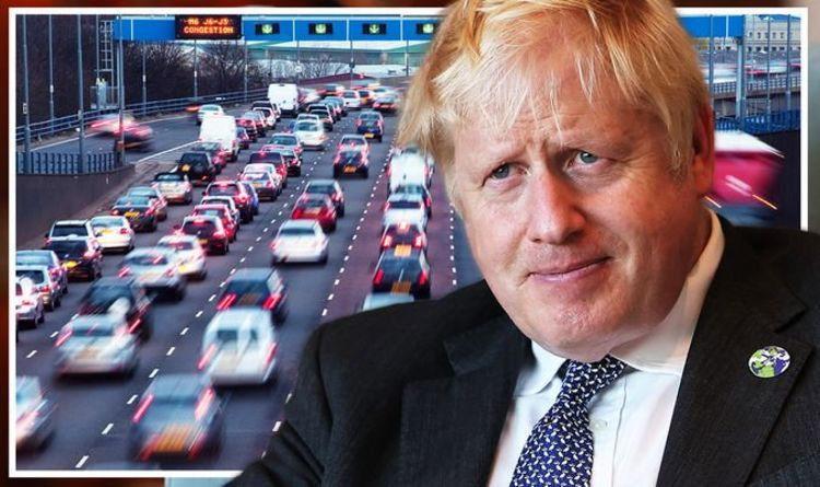 New EU driving laws expected to launch in UK attacked as 'dangerous' – 'Boris get a grip'