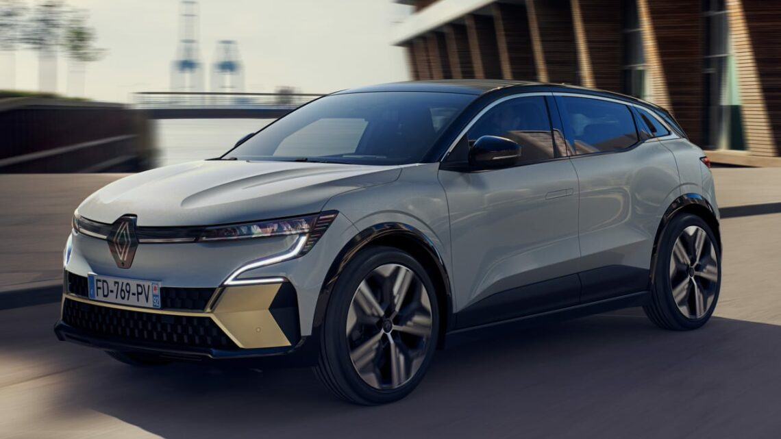New Renault Megane E-Tech Electric joins the family crossover fray