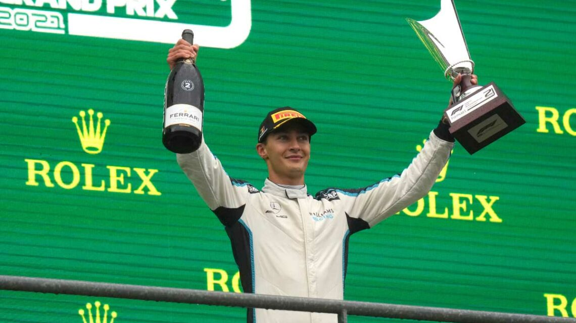 Nico Rosberg: Lewis Hamilton 'can only lose' against George Russell | Planet F1