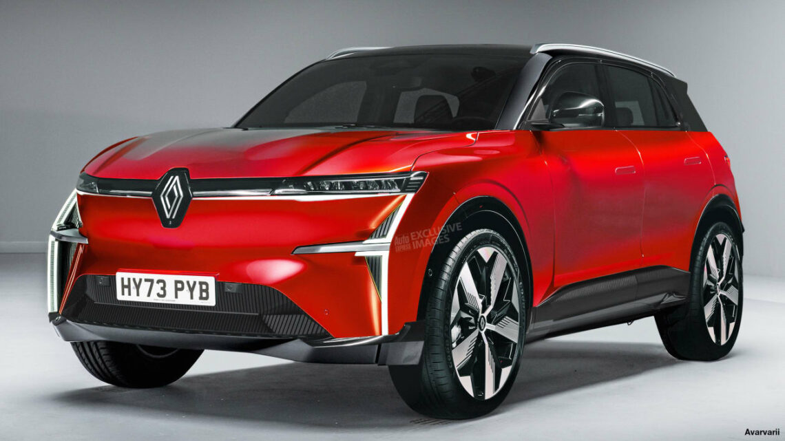 Renault Kadjar to be replaced by new electric SUV