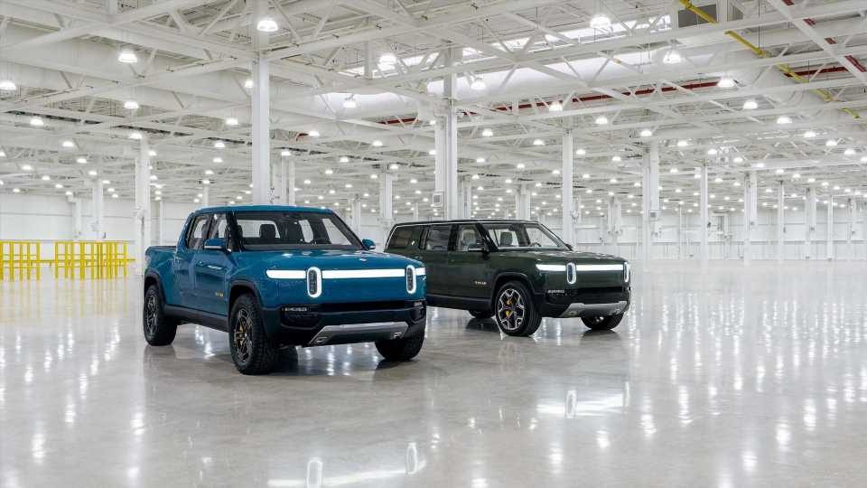Rivian Membership Plan To Offer Free Charging, LTE Connectivity