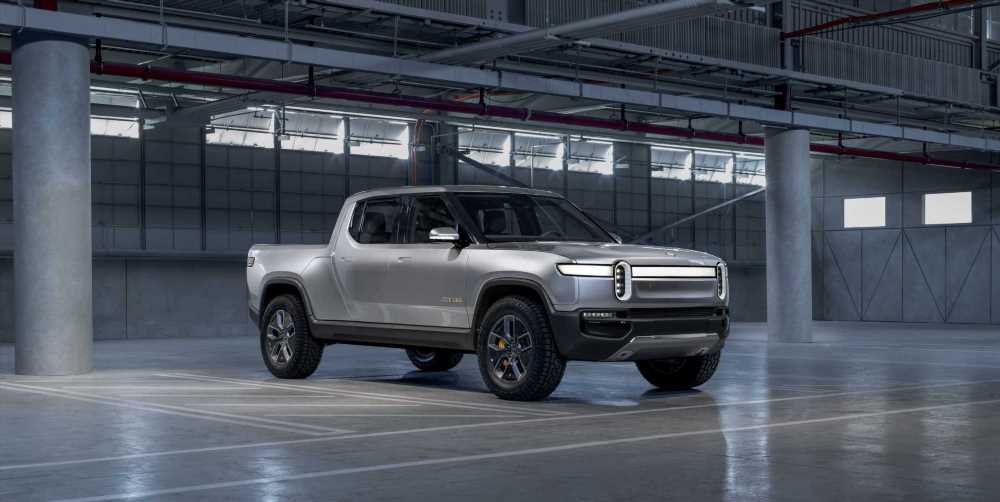 Rivian, about to Start R1T Electric Truck Production, Plans an IPO