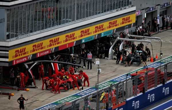 Sochi practice start rule changed after Hamilton penalty | Planet F1