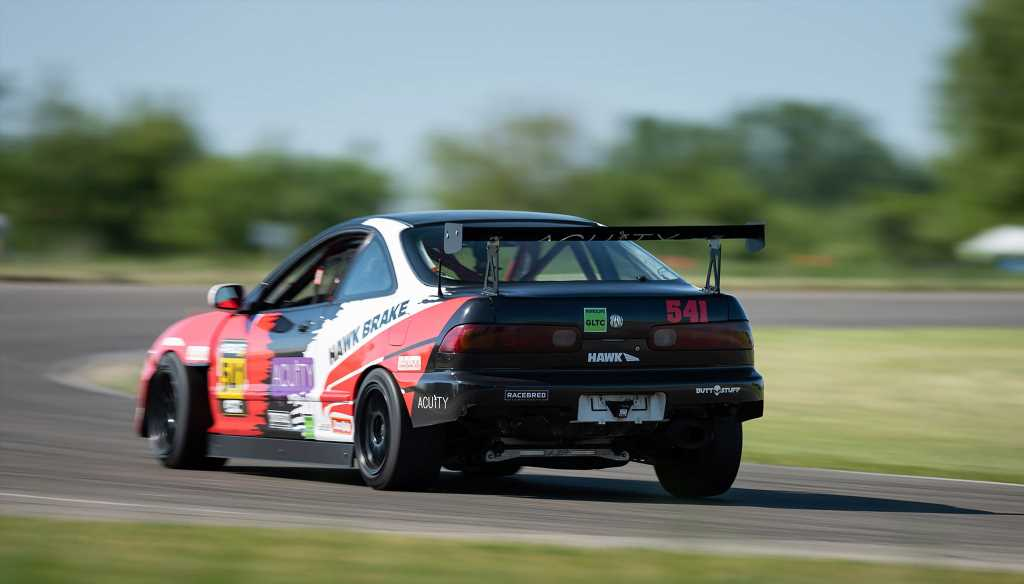 The Multiple Lives of a 60,000-mile 1998 Acura Integra GS-R