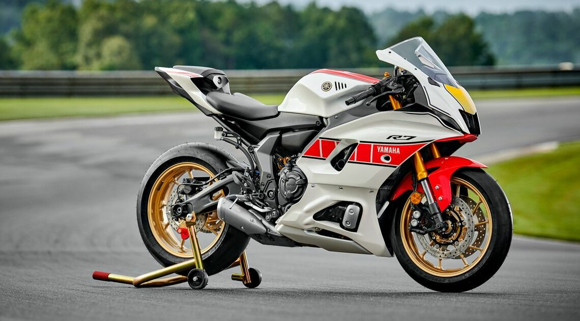 The Yamaha R7 Is A 72bhp, £8,200 Sports Bike For The Real World