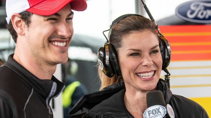 Trailblazer Jamie Little Enjoys Being 'the Right Person' in ARCA Broadcast Booth