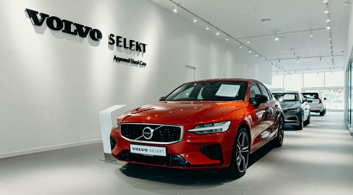 Volvo SELEKT pre-owned cars now available in Juru Auto City, Penang