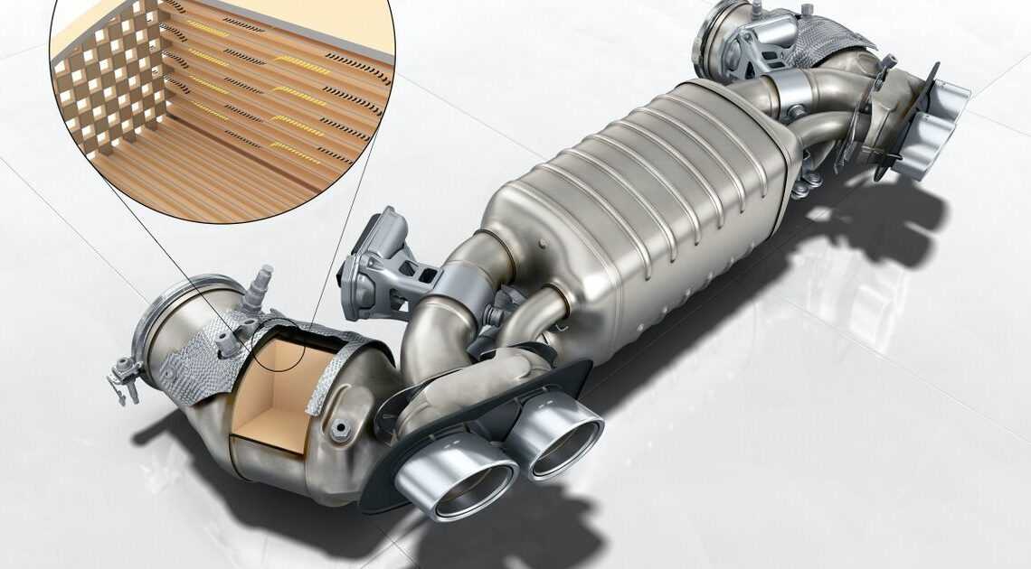 What Are Petrol Particulate Filters, And Why Do They Make Cars Sound Worse?