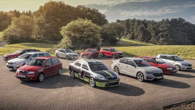 What is Skoda vRS? History and best cars driven