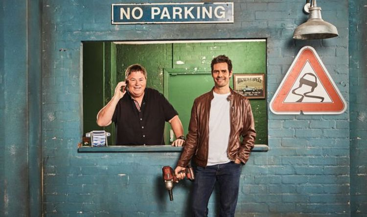 Wheeler Dealers host Marc Priestley issues new warning to classic car restorers