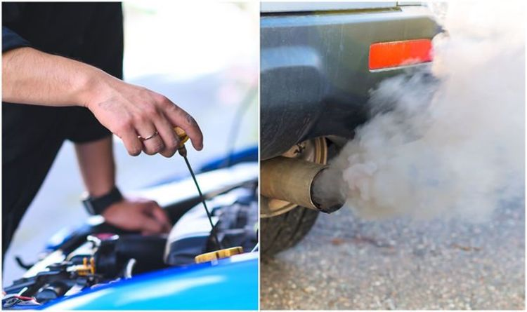 When should you check car engine oil level? The four key signs you should take action NOW