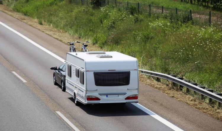 'Work fell off a cliff': Caravan and trailer towing law change slammed over training fears