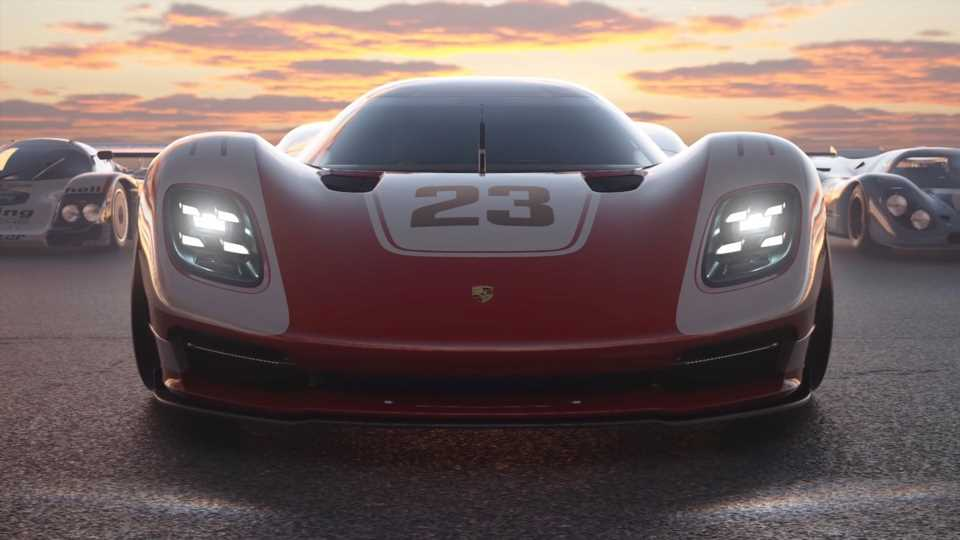 Gran Turismo 7 Is Coming to PS4 and PS5 on March 4