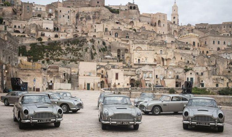 'Timeless charm and sophistication': James Bond's 'thrill' of driving an Aston Martin DB5