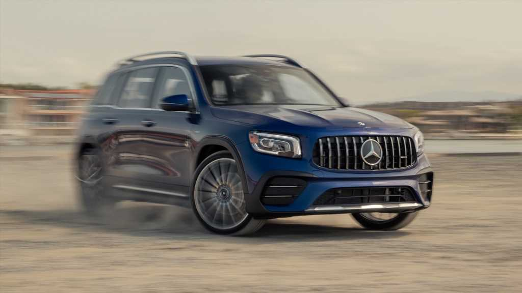 2021 Mercedes-AMG GLB35 First Test Review: Peerless Platypus?