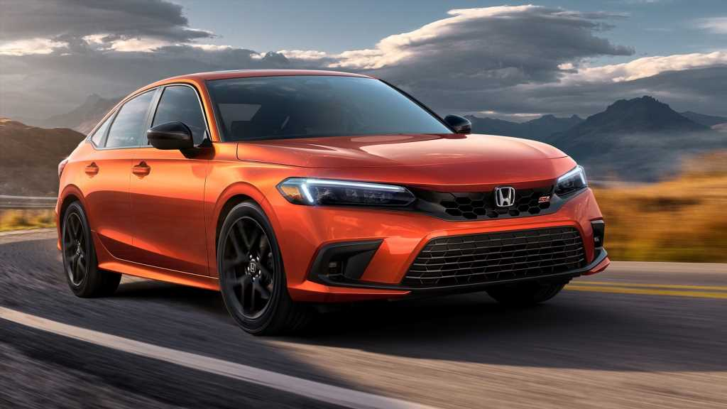 2022 Honda Civic Si First Look: The Math Check Out