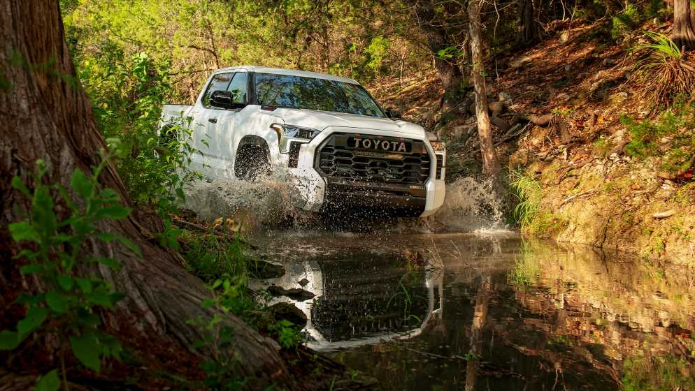 2022 Toyota Tundra TRD Pro First Drive Review: The Best Yet