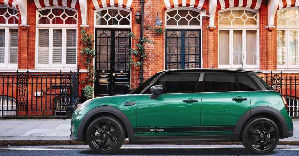 AD: Stand out from the crowd with the MINI Heritage Edition – get yours now, only at Ingress Auto Bangsar! – paultan.org