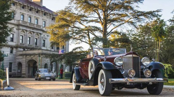 Audrain Concours and Motor Week Comes Back Healthier Than Ever
