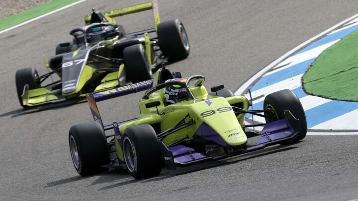 Automatic W Series qualification for 2022 extended to top eight drivers