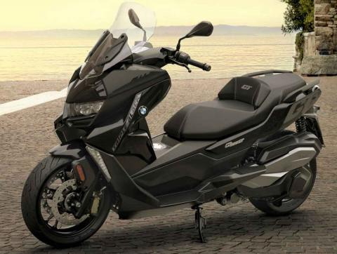 BMW C 400 GT maxi-scooter launched at Rs. 9.95 lakh
