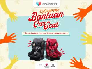 Berjaya Sompo launches 'Bantuan Car Seat' campaign – 30 free child seats to be given to families in need – paultan.org