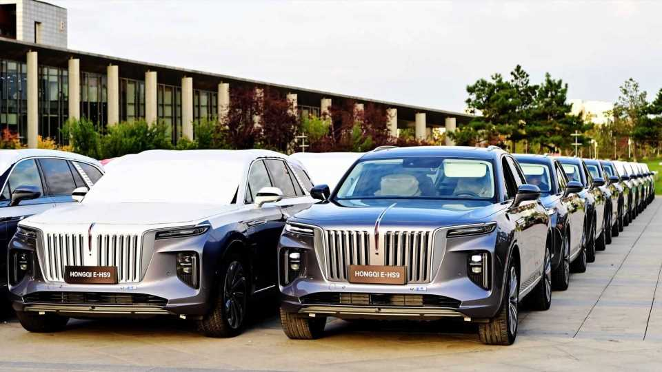 China's Hongqi E-HS9 Electric SUV Coming To Norway,  Starts At $72K