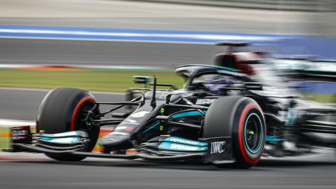 Christian Horner: Lewis Hamilton 'probably the quickest he's looked all year'