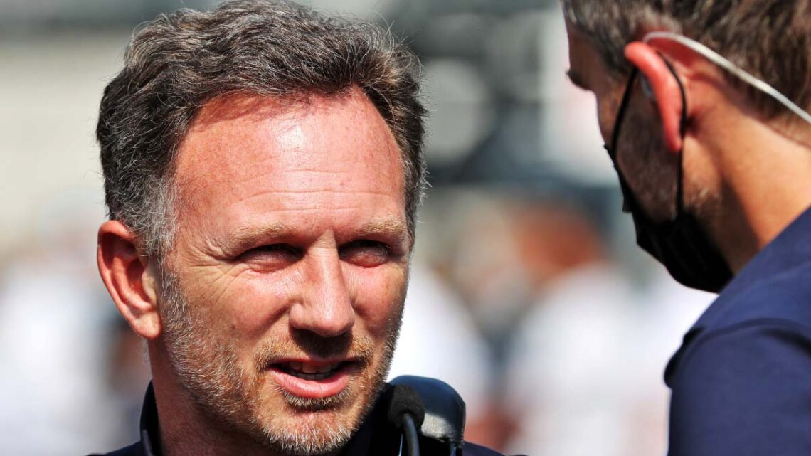 Christian Horner quizzed about suspicions over Mercedes engine power