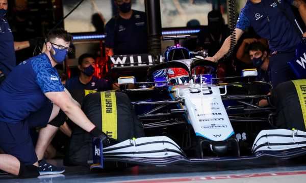 Dave Robson says having a faster car will 'ramp up the pressure' for Williams