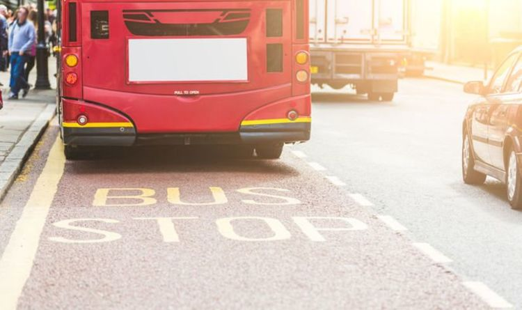 Drivers could be fined 'over £100' as almost half of road users accidentally use bus lanes