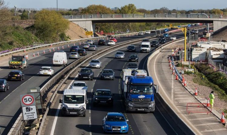 Drivers could face £100 fine and points on their licence with new motorway camera change